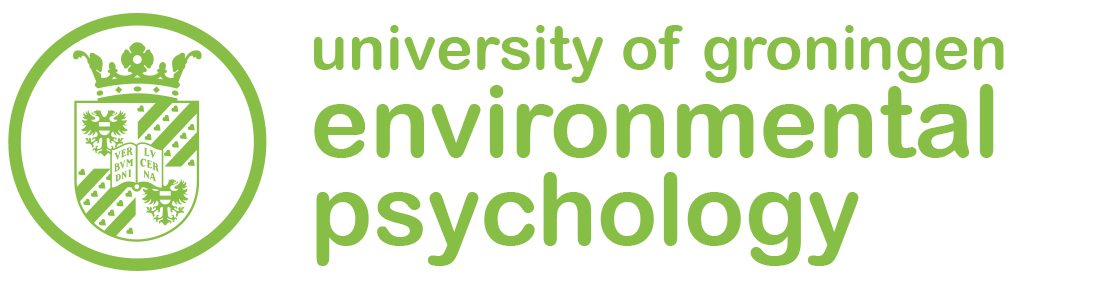 Environmental Psychology Groningen